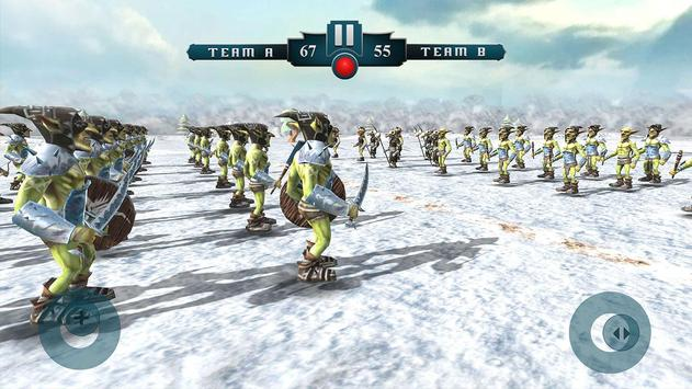 Ultimate Epic Battle War Fantasy Game screenshot 11