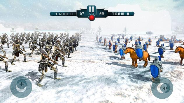 Ultimate Epic Battle War Fantasy Game screenshot 1