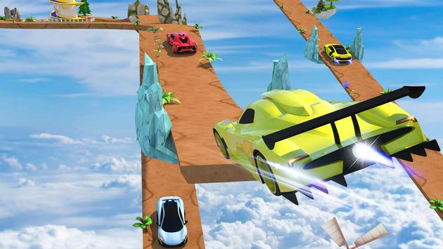 Stunt Car - Modern Car Racing Games 2020 poster