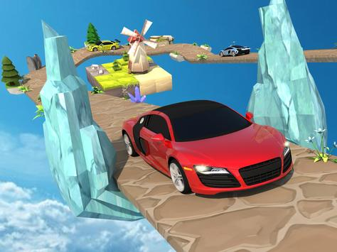 Stunt Car - Modern Car Racing Games 2020 screenshot 11