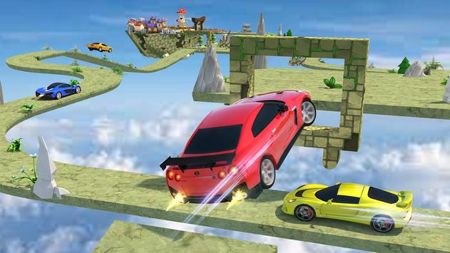 Stunt Car - Modern Car Racing Games 2020 screenshot 2