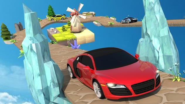 Stunt Car - Modern Car Racing Games 2020 screenshot 3