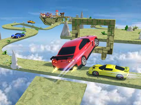 Stunt Car - Modern Car Racing Games 2020 screenshot 6