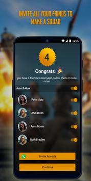 GamyApp - watch your friends play live games screenshot 3