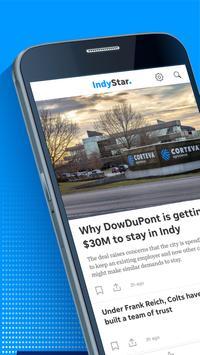 IndyStar poster