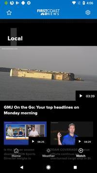 First Coast News Jacksonville screenshot 2