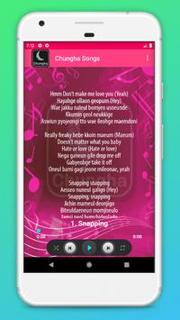 Chungha Songs screenshot 1