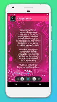Chungha Songs screenshot 3