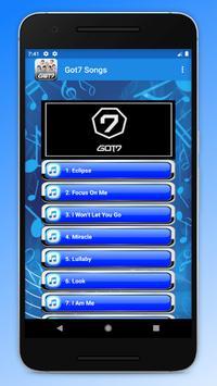 Got7 Songs poster