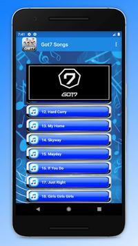 Got7 Songs screenshot 2