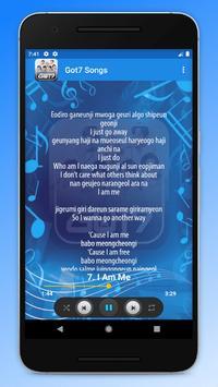 Got7 Songs screenshot 3