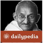 ikon Gandhi Daily