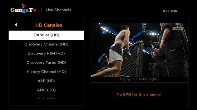 gangatv box screenshot 5