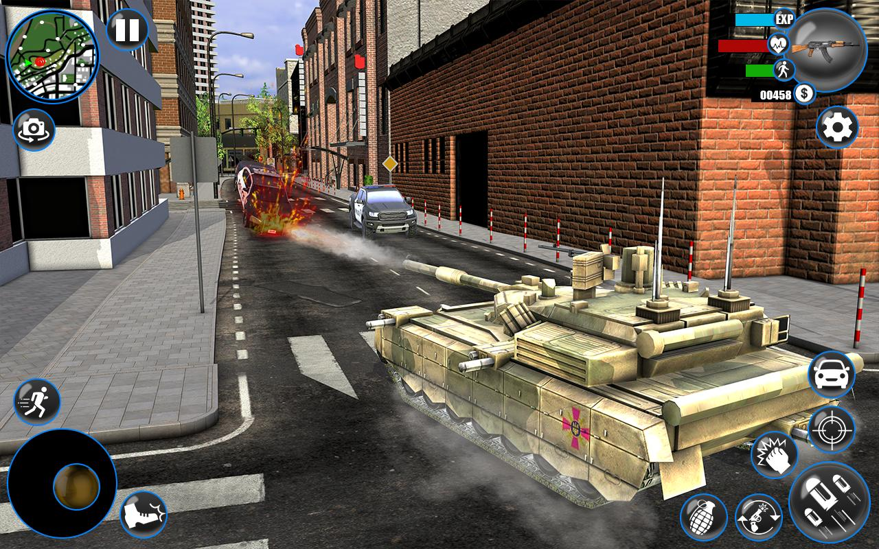 Grand City Gangster Crime Open World Shooter Games For Android Apk Download