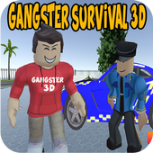 Gangster Survival 3D - Crime City Simulator 2019
