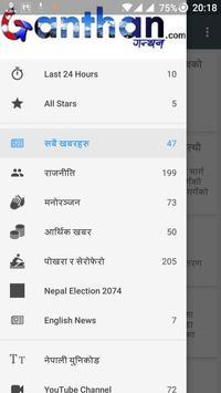 Ganthan - News from Pokhara poster