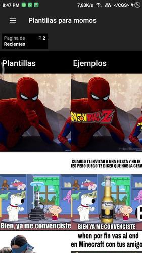Plantillas Para Momos Hd For Android Apk Download