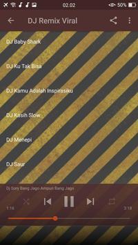 DJ Sorry Bang Jago Ampun Bang Jago Mp3 screenshot 5
