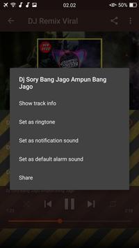 DJ Sorry Bang Jago Ampun Bang Jago Mp3 screenshot 6