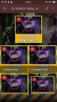 DJ Sorry Bang Jago Ampun Bang Jago Mp3 screenshot 1