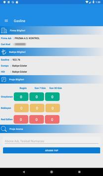 Gasline Mobile screenshot 17