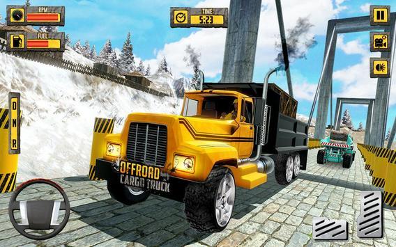 Truck Driver - Cargo Transport Truck Simulator screenshot 5