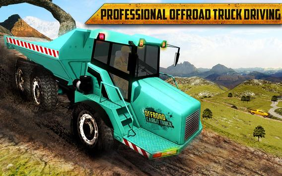 Truck Driver - Cargo Transport Truck Simulator screenshot 9