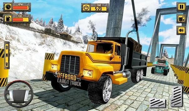 Truck Driver - Cargo Transport Truck Simulator screenshot 10