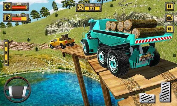 Truck Driver - Cargo Transport Truck Simulator screenshot 1