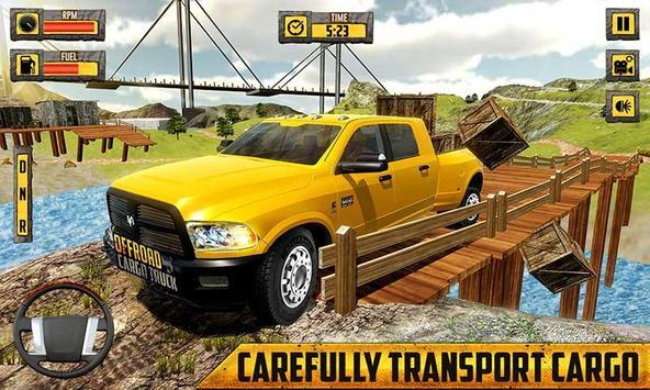 Truck Driver - Cargo Transport Truck Simulator screenshot 3