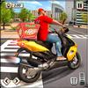 पिज्जा डिलीवरी बॉय ड्राइविंग सिम्युलेटर गेम्स APK