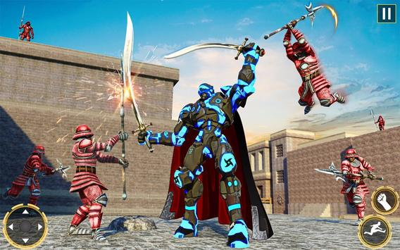 Ninja Warrior Robot Hero : Assassin Robot Games screenshot 6
