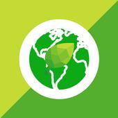 VPN Free - GreenNet Hotspot VPN и частный браузер иконка