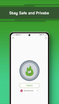 VPN Free - GreenNet Unlimited Hotspot VPN Proxy ポスター