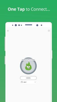 VPN Free - GreenNet Hotspot VPN & Private Browser screenshot 2