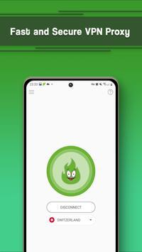 VPN Free - GreenNet Unlimited Hotspot VPN Proxy スクリーンショット 2