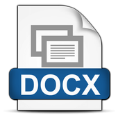 Icona Docx Reader
