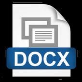 Docx Reader logo