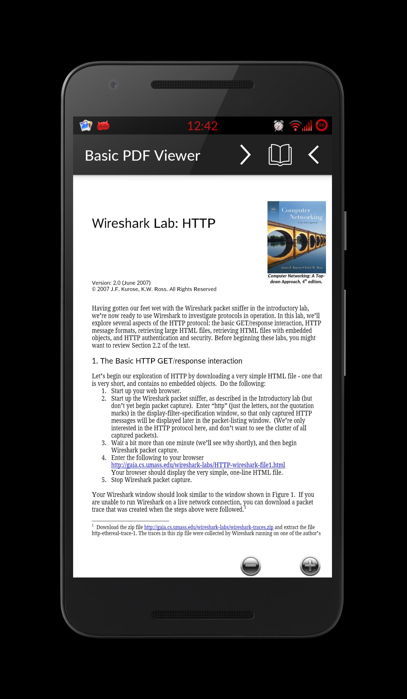 Martview, Best Ebook Reader For PDF E-Books - gHacks Tech News