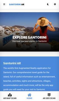 Santorini AR screenshot 1