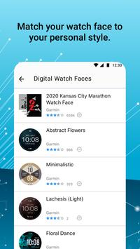 Connect IQ™ Store Screenshot 1