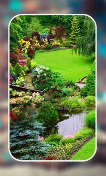 Garden Live Wallpapers screenshot 4
