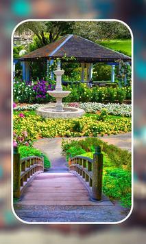 Garden Live Wallpapers screenshot 5