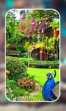 Garden Live Wallpapers screenshot 7