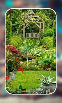 Garden Live Wallpapers screenshot 9