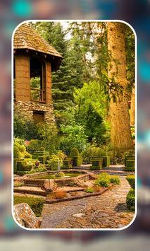 Garden Live Wallpapers screenshot 1