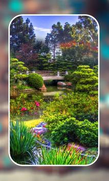 Garden Live Wallpapers screenshot 2
