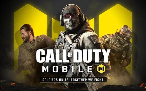 Call of Duty®: Mobile - Garena Cartaz