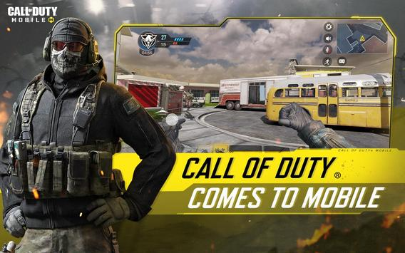 Poster Call of Duty®: Mobile - Garena