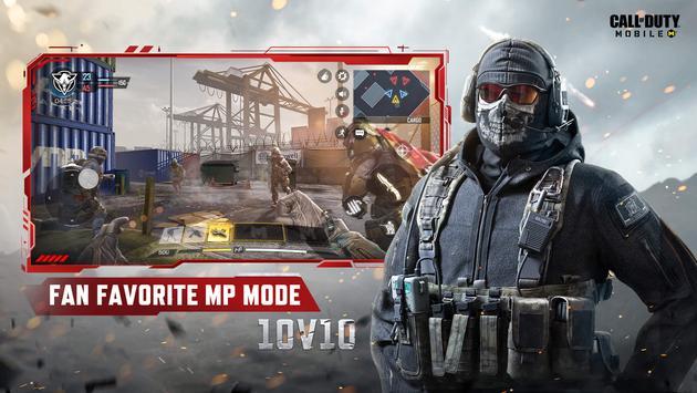 Call of Duty®: Mobile - Garena تصوير الشاشة 14